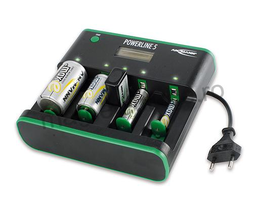 Incarcator POWERLINE 5  ZeroWatt