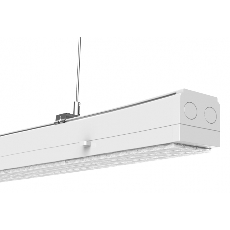 Lampa LED industriala liniara pentru supermarket 150cm 48W  6240lm 4000K IP42
