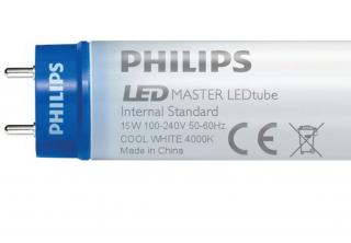 Tub cu leduri PHILIPS MASTER 900mm  LED tube GA110  15W 1265Lm 840