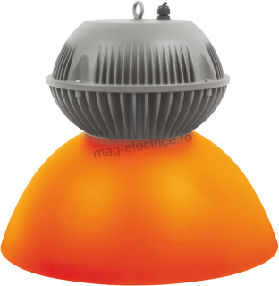 Lampa cu leduri 20W IP20 orange