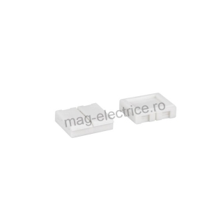 Conector banda LED 8mm 3528 (10 buc)
