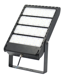 Proiector profesional LED LUMAX  de mare putere 300W 39000lm 5700K IP66 A+