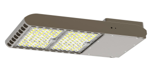 Proiector profesional LED LUMAX de mare putere 400W 52000lm 5700K IP66 A+